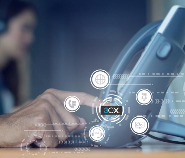 3CX IP-Telefonie bietet maximale Flexibilität für Ihr Unternehmen