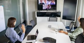 Konferenzsysteme für die neue Arbeitswelt
